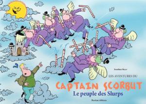 livre Les aventures du Captain Scorbut – Le peuple des Slurps