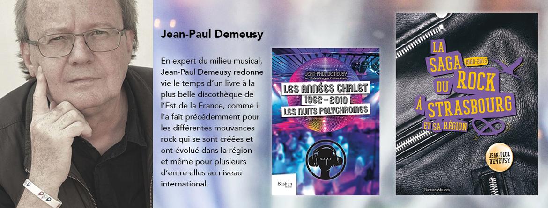 Jean-Paul Demeusy
